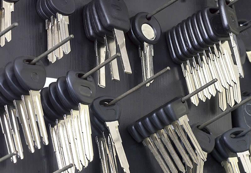 Car keys lost in garage